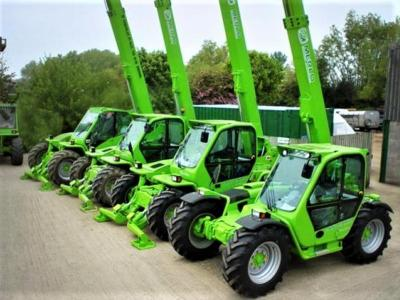 Merlo 6m models coming soon!
