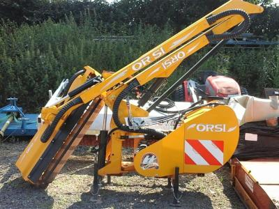 Orsi Hedge Cutters & Flail Mowers