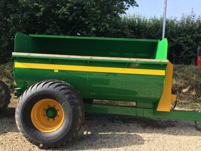 Conor 750 Side Spreader