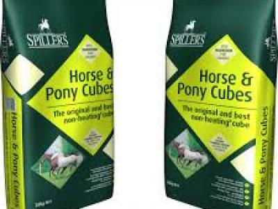 Spillers Horse and Pony Nuts