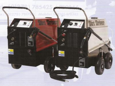 Dirt Driver Hot/Cold & Steam Cleaner