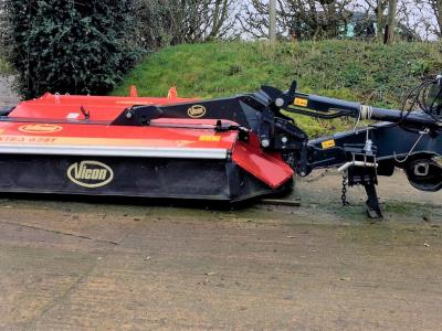 Vicon Extra 628T Mower Conditioner