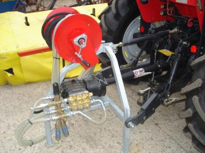 Dirt Driver PTO Driven Pressure Washer