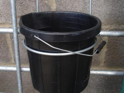 Farm Power Bucket Holders
