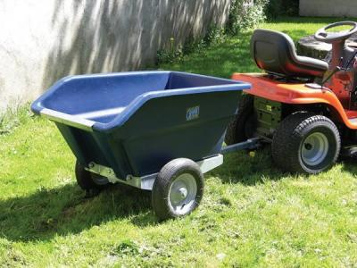 JFC ATV Tipping Trailers & Carrier Boxes