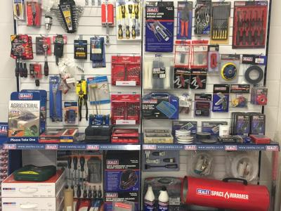 Sealey Tools and Accessories