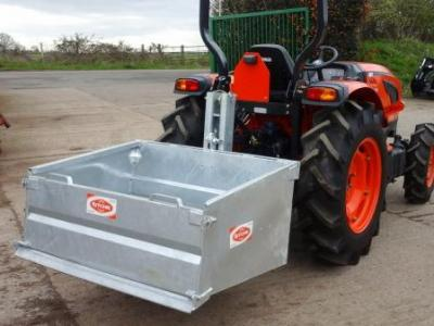 Ritchie 4ft Transport Box