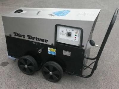 Dirt Driver Sapphire - Hot & Cold Pressure Washer