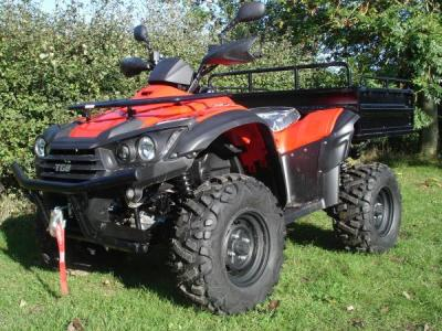 Quad Bikes & UTVs FOR HIRE