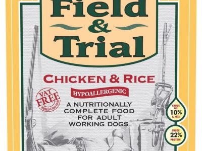 Skinners Field Trial Chicken and Rice