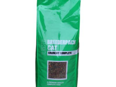 Breederpack Crunchy complete Cat Food