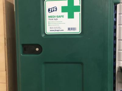 JFC Medisafe lockable medical and chemical safe