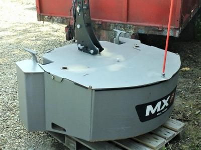 MX 1200kg Ballast Weight