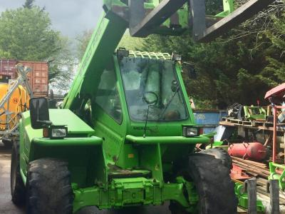 Agri Machinery Sales, Merlo Telehandlers, McCormick Tractors - P and