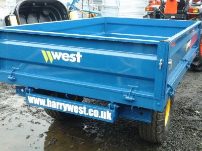 West 2 ton Trailer