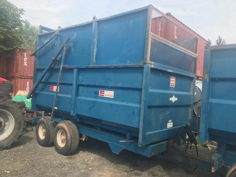 Marston FF8 8T Silage Trailer