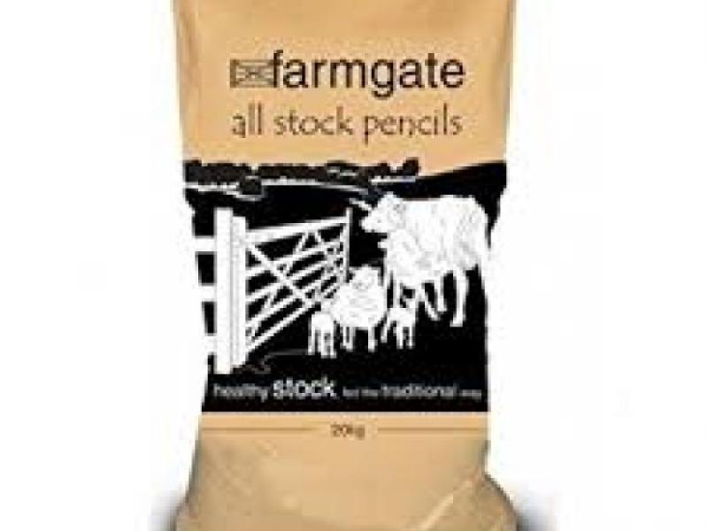 Farmgate All Stock Pencils 20kg