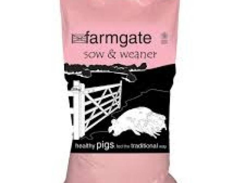 Farmgate Sow and Weaner Nuts 20kg