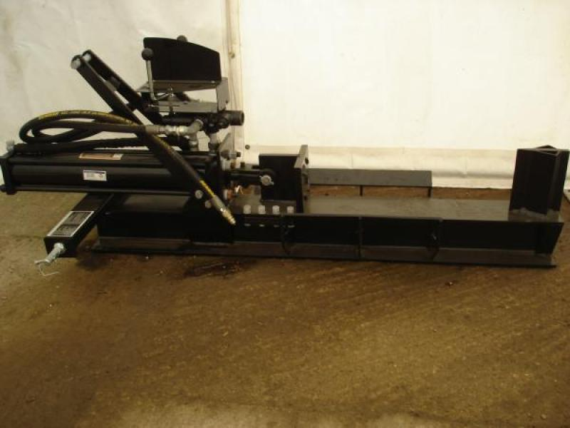 Horizontal 3 Point linkage mounted log splitter