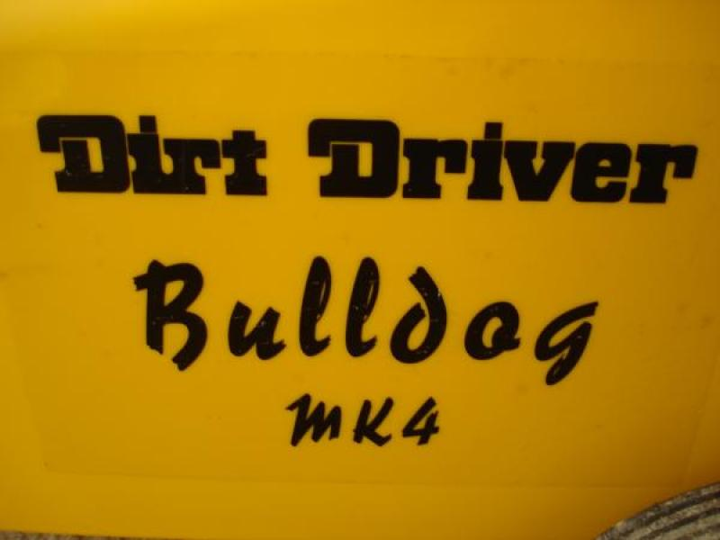 Dirt Driver Cold Washer - Bulldog MK4