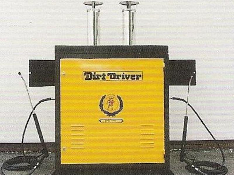 Dirt Driver Tamperproof Static Hot and Cold Power Washer