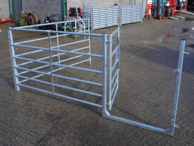 Ritchie Gate & Hurdle Combination