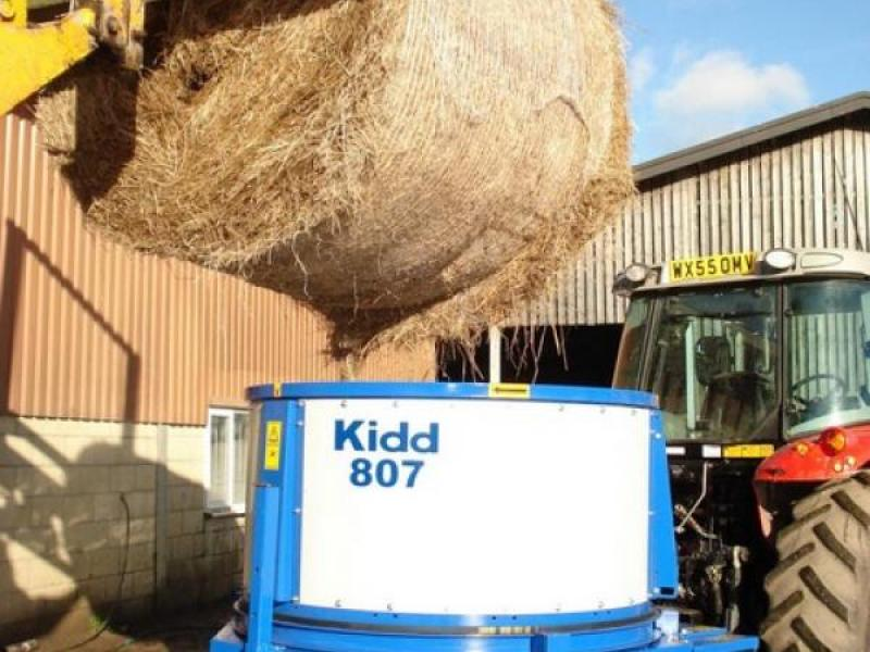 Kidd Bale Chopper