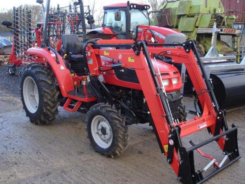 Compact Tractors & Loaders Available