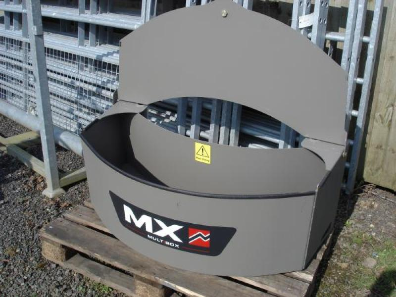 MX Tractor Weight/Storage Space