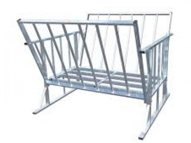 Ritchie Bale Cradle Feeder