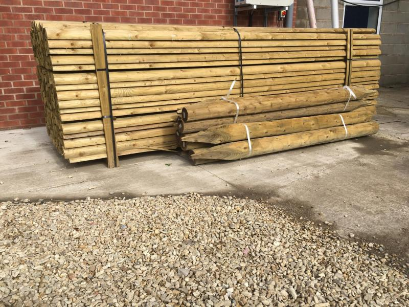 Fencing Fencing Posts and Rails