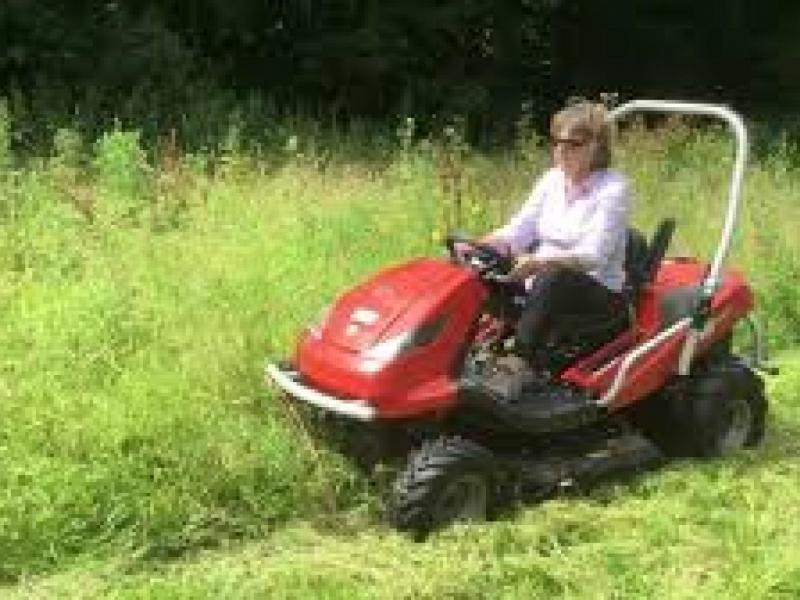 Efco Toureg 92 EVO All Terrain Mower