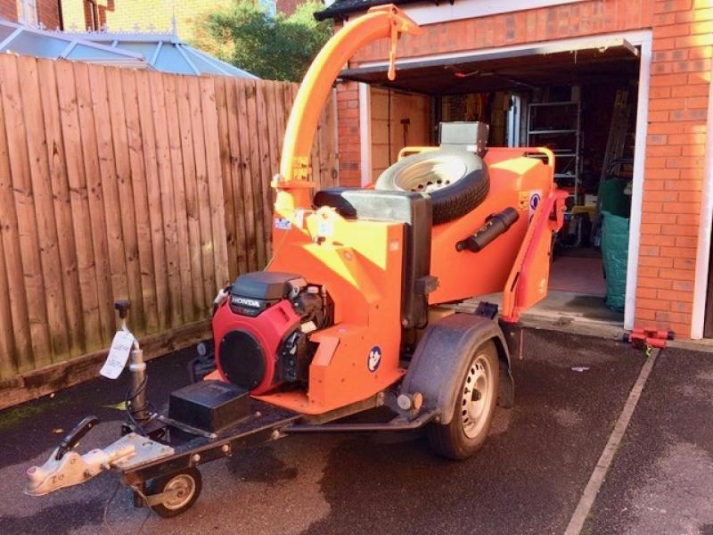 Timberwolf TW125PH