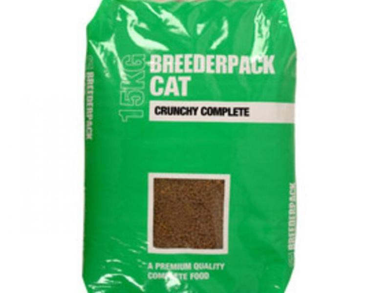 Breederpack Cat Food
